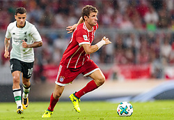 01.08.2017, Allianz Arena, Muenchen, GER, Audi Cup, FC Bayern Muenchen vs FC Liverpool, im Bild Thomas Mueller (FC Bayern Muenchen) // during the Audi Cup Match between FC Bayern Munich and FC Liverpool at the Allianz Arena, Munich, Germany on 2017/08/01. EXPA Pictures © 2017, PhotoCredit: EXPA/ JFK