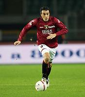 "Simone Barone (Torino)<br /> Italian ""Serie A"" 2006-07<br /> 27 Jan 2007 (Match Day 21)<br /> Torino-Udinese (2-3)<br /> ""Olimpico""-Stadium-Torino-Italy<br /> Photographer: Luca Pagliaricci INSIDE"