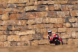 September 21, 2018 - Alcaniz, Teruel, Spain - Marc Marquez (93) of Spain and Repsol Honda Team during free practice for the Gran Premio Movistar de Aragon of world championship of MotoGP at Motorland Aragon Circuit on September 21, 2018 in Alcaniz, Spain. (Credit Image: © Jose Breton/NurPhoto/ZUMA Press)