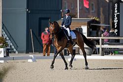 Van Norel Sophie, NED, Giovanni<br /> CDI3* Opglabbeek<br /> © Hippo Foto - Sharon Vandeput<br /> 23/04/21