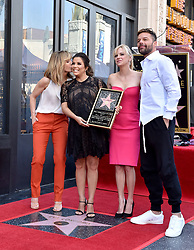 Eva Longoria honored with star on the Hollywood Walk of Fame. Hollywood, California. Pictured: Felicity Huffman, Eva Longoria, Anna Faris, Ricky Martin. EVENT April 16, 2018. 16 Apr 2018 Pictured: Felicity Huffman,Eva Longoria,Anna Faris,Ricky Martin. Photo credit: AXELLE/BAUER-GRIFFIN/MEGA TheMegaAgency.com +1 888 505 6342