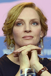 610377248<br /> Uma Thurman during the Nymphomaniac Volume I press conference at the 64th Berlin International Film Festival / Berlinale 2014, Berlin, Germany, Sunday, 9th February 2014. Picture by  imago / i-Images<br /> UK ONLY