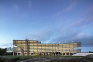 P&R De Uithof Utrecht KCAP Architects & planners Studio SK