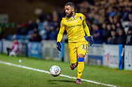 Bristol Rovers forward Alex Jakubiak (17) during the EFL Sky Bet League 1 match between Gillingham and Bristol Rovers at the MEMS Priestfield Stadium, Gillingham, England on 12 March 2019.