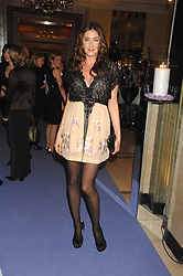 LISA SNOWDON at the 10th Anniversary Party of the Lavender Trust, Breast Cancer charity held at Claridge's, Brook Street, London on 1st May 2008.<br /><br />NON EXCLUSIVE - WORLD RIGHTS