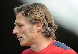 Wycombe Wanderers Manager, Gareth Ainsworth - Photo mandatory by-line: Dougie Allward/JMP - Mobile: 07966 386802 26/04/2014 - SPORT - FOOTBALL - High Wycombe - Adams Park - Wycombe Wanderers v Bristol Rovers - Sky Bet League Two