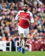 Arsenal v Southampton 23/02
