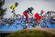 2021 UCI BMXSX World Cup<br /> Round 4 at Bogota (Colombia)<br /> Qualification Moto<br /> Last Chance<br /> ^me#898 PONOMAREV, Boris (RUS, ME) Chase, Team_RUS<br /> ^me#187 GARCIA, Jared (USA, ME)