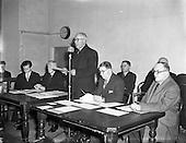 1958 – 04/02 Fine Gael Ard Fheis