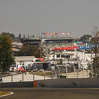 Le Mans 24H race track, 17 Sewptember 2020