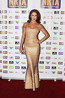 Laura Carter, National Reality TV Awards, Porchester Hall, London UK, 29 September 2016, Photo by Richard Goldschmidt