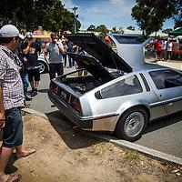 DMC DeLorean.