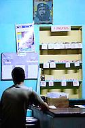 Drugstore in Bayamo, Granma, Cuba.