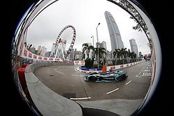 March 10, 2019 - Hong Kong, HONG KONG - 3, Nelson PIQUET Jr., BRA, Panasonic Jaguar Racing , Jaguar, I-Type III, .HONG KONG, CHN, 10. March 2019, Formula E Hong Kong .E-Prix, FIA Formula E, Formula E Grand Prix 2019.  Formel E, Elektro e-prix Autorennen (Credit Image: © David McIntyre/ZUMA Wire)
