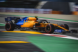 May 12, 2019 - Barcelona, Catalonia, Spain - LANDO NORRIS (GBR) from team McLaren drives in his MCL34 during the Spanish GP at Circuit de Catalunya (Credit Image: © Matthias Oesterle/ZUMA Wire)
