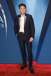 Thomas Rhett at the 51st Annual Country Music Association Awards hosted by Carrie Underwood and Brad Paisley and held at the Bridgestone Arena on November 8, 2017 in Nashville, TN. © Curtis Hilbun / AFF-USA.com. 08 Nov 2017 Pictured: Niall Horan. Photo credit: MEGA TheMegaAgency.com +1 888 505 6342