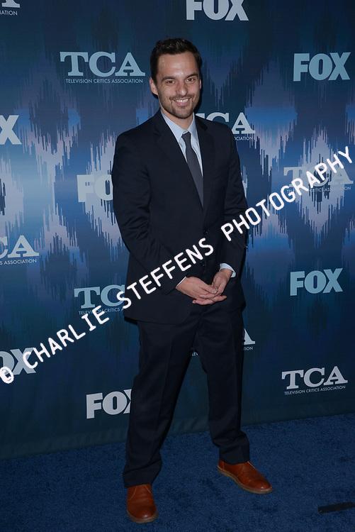 JAKE JOHNSON at the Fox Winter TCA 2017 All-Star Party at the Langham Hotel in Pasadena, California