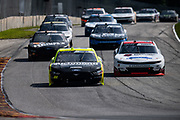 Henry 180, Road America in Elkhart Lake, Wisconsin. Austin Cindric, Team Penske, Ford, Preston Pardus, DGM Racing, Chevrolet