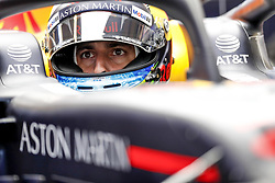 October 19, 2018 - Austin, Texas, U.S. - #3 Daniel Ricciardo (AUS, Red Bull Racing). FIA Formula One World Championship; 2018; Grand Prix; United States, FORMULA 1 PIRELLI 2018 UNITED S GRAND PRIX , Circuit of The Americas (Credit Image: © Hoch Zwei via ZUMA Wire)