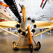 Smithsonian Air and Space Museum (Stephen F. Udvar-Hazy Center) in Chantilly, Virginia