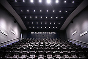 An interior view of the film room at the Star, the new headquarters for the Dallas Cowboys, in Frisco, Texas on November 30, 2017. (Cooper Neill for The New York Times)