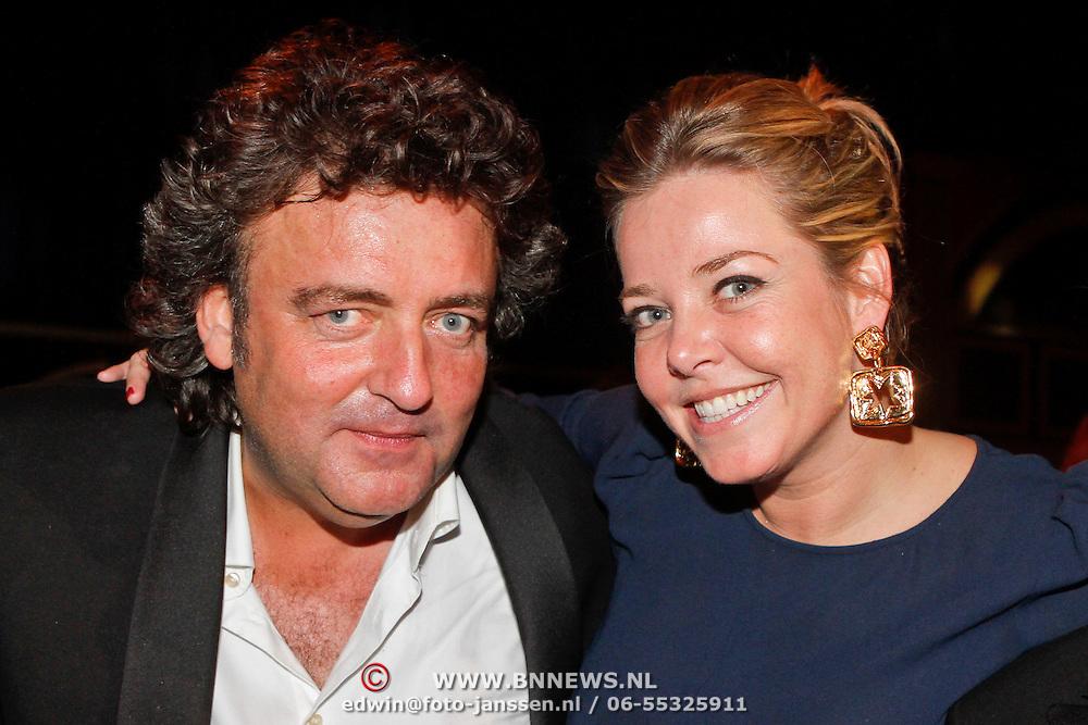 NLD/Hilversum/20120205 - Concert tbv Stichting DON, bestuursleden