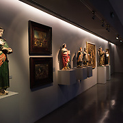 A collection of paintings and sculptures of saints who were most venerated by the Society of Jesus, a group that placed particular emphasis on iconography as a means of religious propaganda. The Museu de São Roque is a museum attached to the the Igreja de Sao Roque to display various historical religious artefacts from the church. The 16th century Igreja de São Roque was one of the earliest Jesuit churches in Christendom and features a series of ornately decorated Baroque chapels.