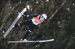 16.02.2020, Kulm, Bad Mitterndorf, AUT, FIS Ski Flug Weltcup, Kulm, Herren, im Bild Vojtech Stursa (CZE) // Vojtech Stursa of Czech Republic during the men's FIS Ski Flying World Cup at the Kulm in Bad Mitterndorf, Austria on 2020/02/16. EXPA Pictures © 2020, PhotoCredit: EXPA/ JFK