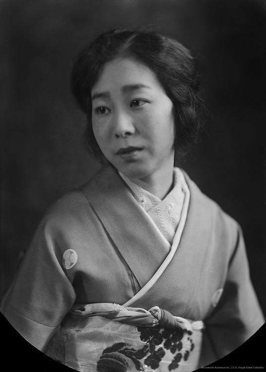 Princess J. Tokugawa of Japan, 1921