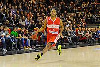 John Cox  - 29.12.2014 - Lyon Villeurbanne / Le Havre - 16e journee Pro A<br />Photo : Jean Paul Thomas / Icon Sport