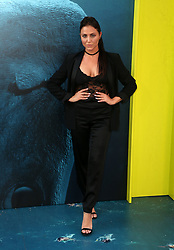 """HOLLYWOOD, CA - August 6: Cassie Scerbo, at Warner Bros. Pictures And Gravity Pictures' Premiere Of """"The Meg"""" at TCL Chinese Theatre IMAX in Hollywood, California on August 6, 2018. 06 Aug 2018 Pictured: Cassie Scerbo. Photo credit: FS/MPI/Capital Pictures / MEGA TheMegaAgency.com +1 888 505 6342"""