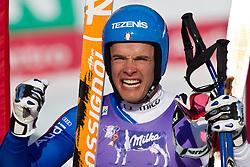 12-02-2011 SKIEN: FIS ALPINE WORLD CHAMPIONSSHIP: GARMISCH PARTENKIRCHEN<br /> Christof Innerhofer (ITA) during men's Downhill<br /> **NETHERLANDS ONLY**<br /> ©2011-WWW.FOTOHOOGENDOORN.NL/EXPA/ J. Groder