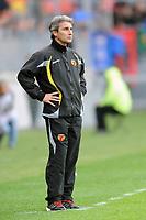 FOOTBALL - FRENCH CHAMPIONSHIP 2011/2012 - LE MANS FC v SC BASTIA   - 4/05/2015 - PHOTO PASCAL ALLEE / DPPI - Denis ZANKO (MANS COACH)