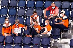 Van Der Vleuten Eric, NED, Van Der Vleuten Maikel, NED, Smolders Harrie, NED, Greve Willem, NED<br /> Olympic Games Tokyo 2021<br /> © Hippo Foto - Dirk Caremans<br /> 01/08/2021