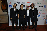 Morat attend the 9th Annual BMI & Rebeleon Entertainment's 'Los Producers Charity Concert' held at The Hard Rock Cafe on November 13, 2019 in Las Vegas, Nevada, United States (Photo by JC Olivera for BMI & Rebeleon Entertainment)