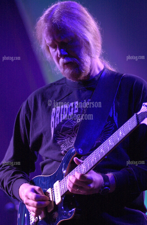 Jimmy Herring performing with The Dead in concert at the Hartford Meadows 21 June 2003