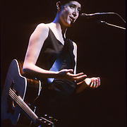 Michelle Shocked plays the Paramount Theatre, Seattle, WA on 9-1990.