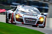29-31 March, 2012, Birmingham, Alabama USA.Jim Norman, Dion von Moltke, APR Motorsport / Audi R8 Grand-Am.(c)2012, Jamey Price.LAT Photo USA