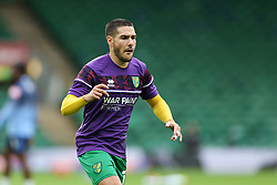 Emi Buendia of Norwich City seen during the warmup - Mandatory by-line: Arron Gent/JMP - 24/10/2020 - FOOTBALL - Carrow Road - Norwich, England - Norwich City v Wycombe Wanderers - Sky Bet Championship