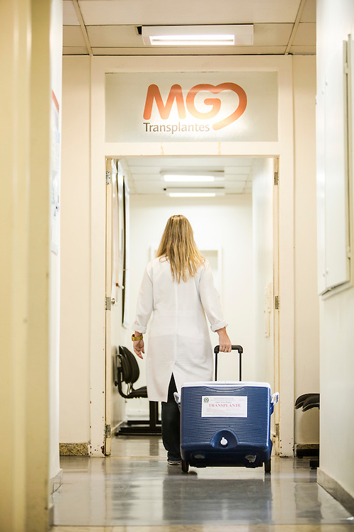 Belo Horizonte_MG, Brasil.<br /> <br /> MG Transplantes no hospital Joao XXIII em Belo Horizonte, Minas Gerais.<br /> <br /> MG transplants at the hospital Joao XXIII in Belo Horizonte, Minas Gerais.<br /> <br /> Foto: RAFAEL MOTTA / NITRO
