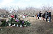 Whitney Houston Cemetery