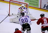 Ishockey , Get - ligaen ,<br /> 22.11.2012 <br /> Kristins Hall<br /> Lillehammer I.K  v Sparta Sarpsborg  5-2<br /> Foto:Dagfinn Limoseth  -  Digitalsport<br /> Anders Johansson , Sparta