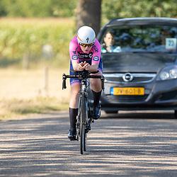 13-09-2020: Wielrennen: NK tijdrijden nieuwelingen en junioren: Chaam<br />Lieke Jansen