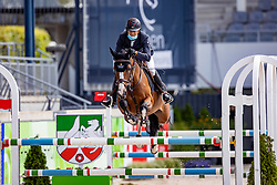 Pratt Chris, CAN, Newberry Balia NL<br /> Aachen International Jumping<br /> Aachen 2020<br /> © Hippo Foto - Stefan Lafrentz<br /> 05/09/2020