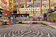 "5 Pointz, world's premiere ""graffiti place, Long Island City,  Queens, New York City, New York, USA"