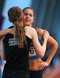 Anna Mark Helwigh. Danske Mesterskaber 2018 (Inde) i Spar Nord Arena, Skive, Denmark, 17.02.2018. Photo Credit: Allan Jensen/EVENTMEDIA.