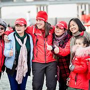 © Maria Muina I MAPFRE. In Port Race MAPFRE guests in Guangzhou. / Invitados de la Costera de Guangzhou del MAPFRE.