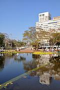 Israel, Tel Aviv municipality building
