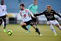 Fotball , 18. mars 2017 ,  Privatkamp , Strømsgodset - Sogndal 5-0<br /> Henrik Furebotn , Sogndal<br /> Eirik Ulland Andersen , SIF