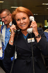 September 12, 2018 - London, England, United Kingdom - 9/11/18.Sarah Ferguson The Duchess of York at the 14th Annual BGC Charity Day at BGC Partners in Canary Wharf, London, England, UK. (Credit Image: © Starmax/Newscom via ZUMA Press)